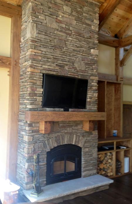 Home Lakeside Fireplaces Walker