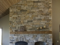 7100 Ledgestone Woodbox Granite