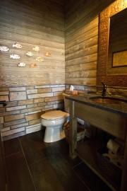 Bathroom Stonework